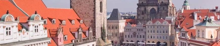 Praga - Puente de San José