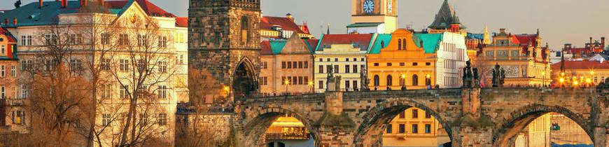 Circuito por Praga, Bratislava y Budapest