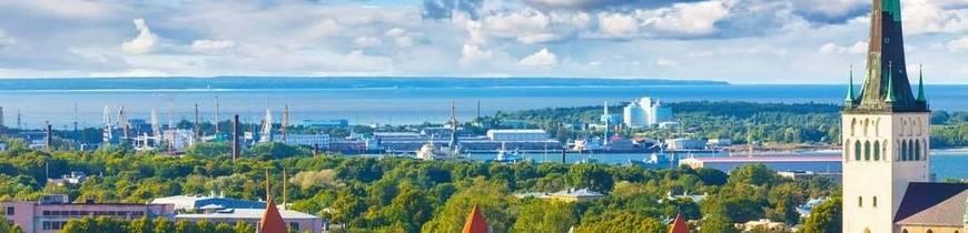 Países Bálticos - Super Oferta