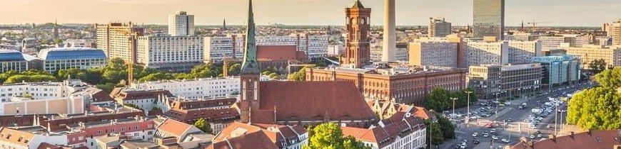 Escapada a Berlín: 4 Días con Visita