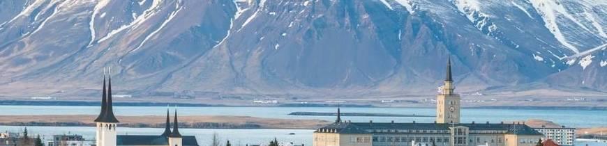 Postales del Fiordo e Islandia