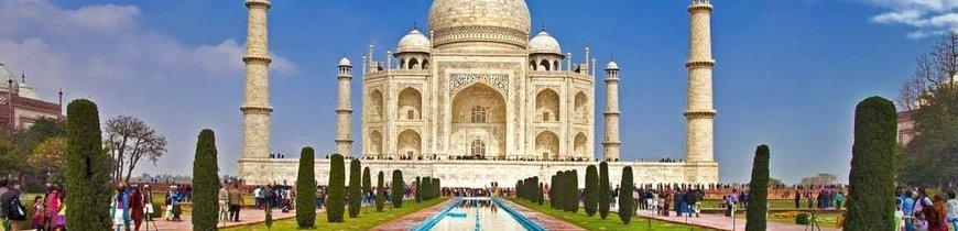 Colores de India - Puente de Diciembre