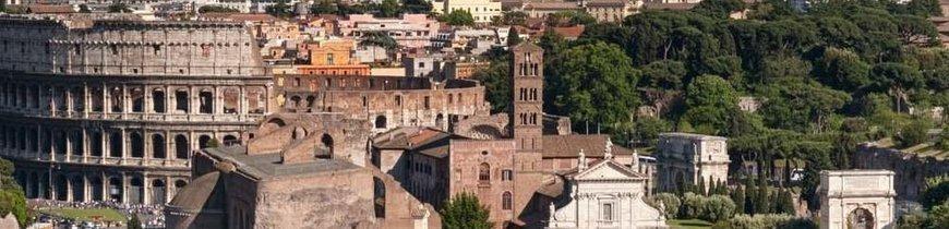 4 Días en Roma con visita