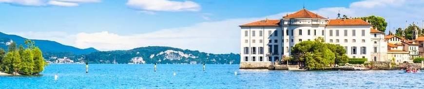 Lagos del Norte Italiano