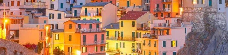 Italia: Roma + Toscana y Cinque Terre