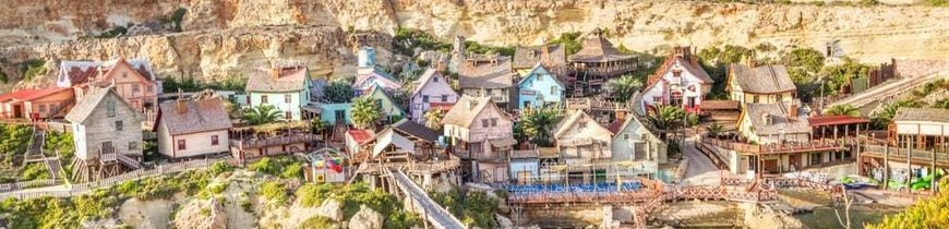 Malta la Perla del Mediterráneo