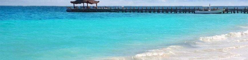 México y Península de Yucatán con Riviera Maya