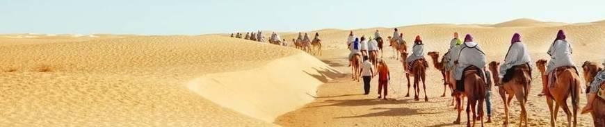 Marrakech y Desierto de Merzouga