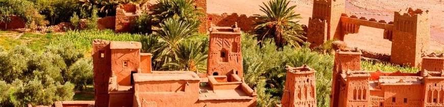 Marruecos Ciudades Imperiales + Mil Kasbahs + Desierto