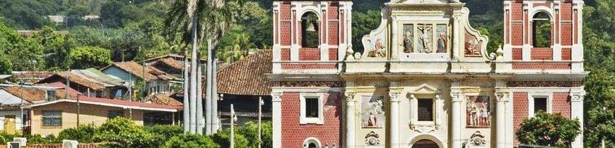 Ruta Colonial: Guatemala, El Salvador y Nicaragua
