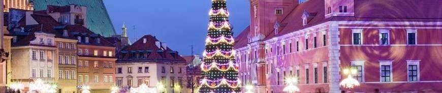 Mercadillos Navideños en Polonia - Puente de Diciembre