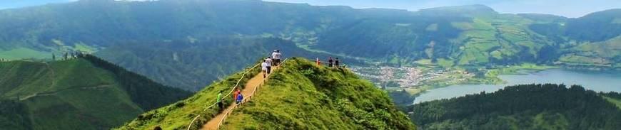 Azores: Combinado Sao Miguel y Terceira