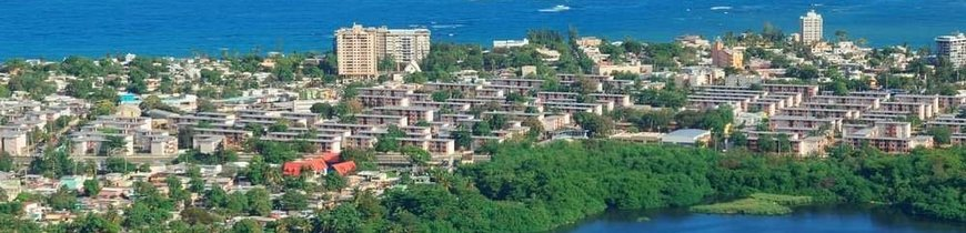 Puerto Rico - Combinado San Juan y Vieques