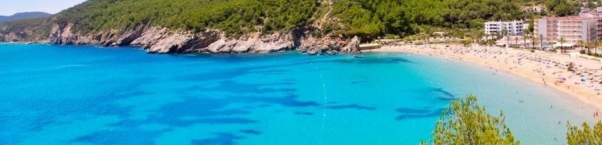 Ibiza: Barco + Hotel