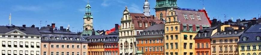 Helsinki, Tallín, Riga y Estocolmo