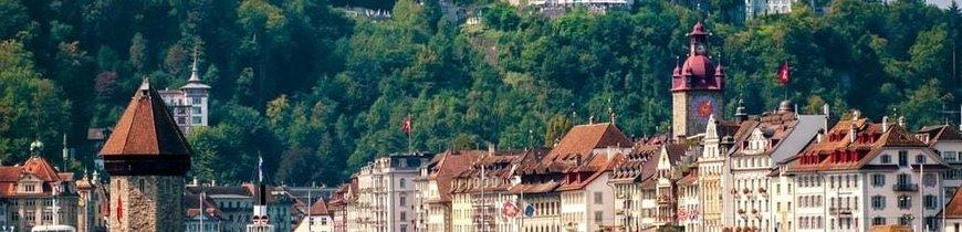 Suiza, Paraíso Natural
