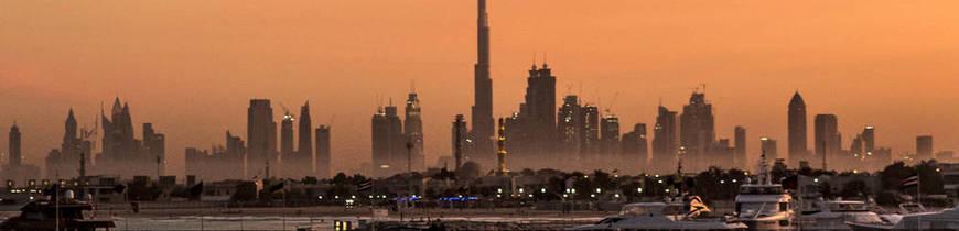 Viaja a Dubái