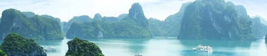 Vietnam con Crucero