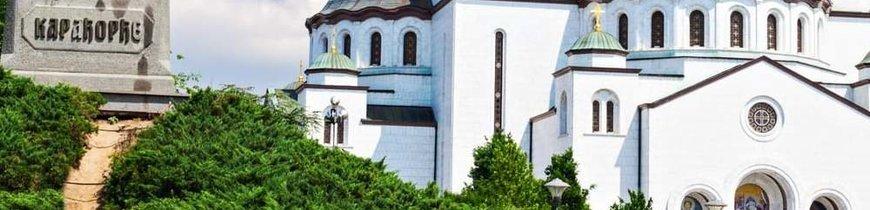 Serbia: Ruta de los Monasterios
