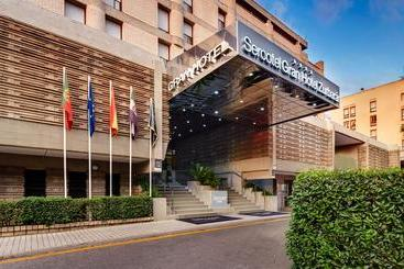 Sercotel Gran Hotel Zurbarán - Badajoz
