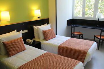 Habitación Hotel H Top BCN City Barcelona