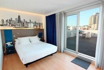 Habitación Hotel Blue Coruña A Coru�a