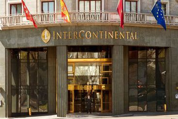 Intercontinental Madrid, An Ihg - Madrid