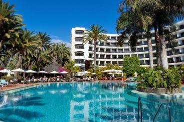 Seaside Hotel Palm Beach -