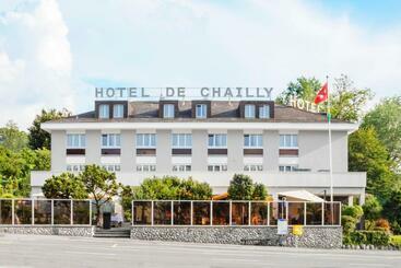 Hôtel De Chailly - Montreux