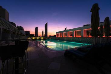 Crowne Plaza Abu Dhabi, An Ihg - 阿布扎比