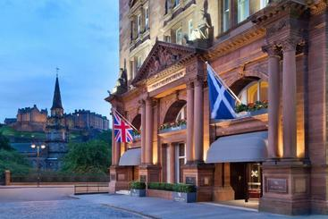 Waldorf Astoria Edinburgh  The Caledonian - Edimburg