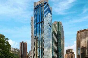 Jw Marriott Hotel Hong Kong - هونغ كونغ