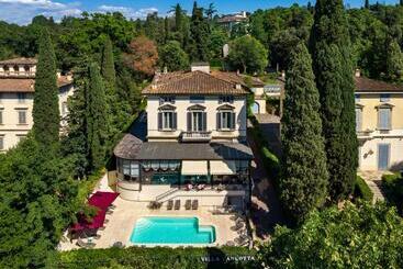 Villa Carlotta - Florenz