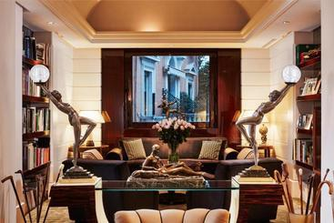 Lord Byron  Small Luxury Hotels Of The World - Rome