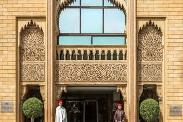 La Tour Hassan Palace - ラバト