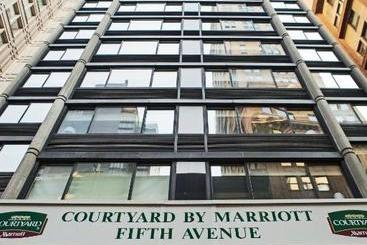Courtyard By Marriott New York Manhattan/ Fifth Avenue - Nova Iorque