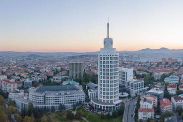 Sheraton Ankara Hotel & Convention Center - Ankara