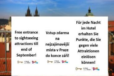 Grand Hotel Bohemia - Praga