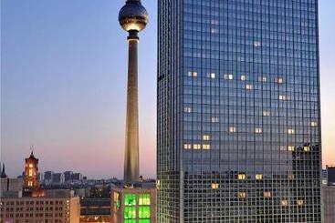 Park Inn By Radisson Berlin Alexanderplatz -                             Berlin