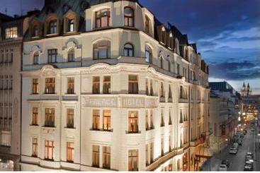 Art Nouveau Palace Hotel - Prag