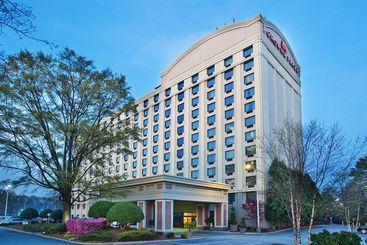 Crowne Plaza Hotel Atlantaairport - Atlanta