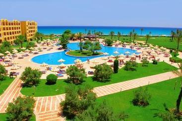 Hôtel Nour Palace Resort & Thalasso - Mahdia