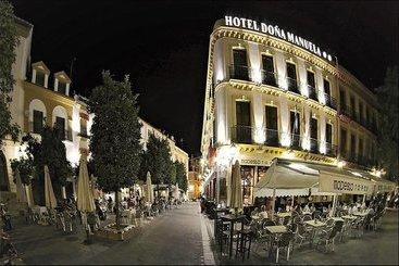 Hotel Doña Manuela  Seville