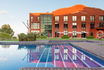 DoubleTree by Hilton Barcelona Golf -