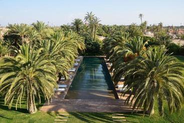 Ksar Char-bagh Small Luxury Hotels - Marrakech