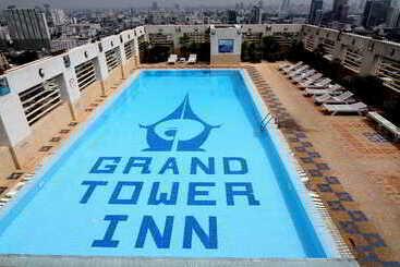 Grand Tower Inn Rama 6 - Bangkok