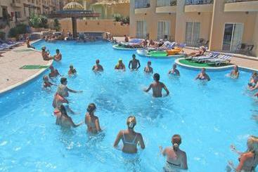King Tut Aqua Park Beach Resort - Hurghada