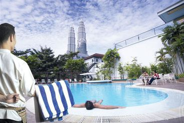 The Zon All Suites Residences On The Park - Kuala Lumpur
