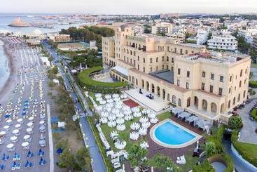 Grande Albergo Delle Rose  Casino Rodos Adults Only - Rhodes
