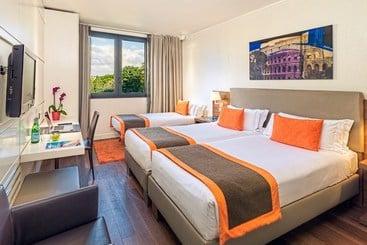 Room Hotel H10 Roma Città Rome